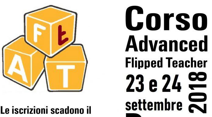 Logo corso Advanced Flipped Teacher
